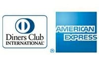 Diners Card und American Express Card