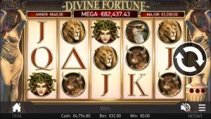 Divine Fortune Mobile