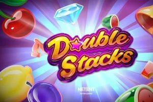Double Stacks Slot Logo