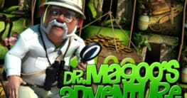 dr magoos adventure logo