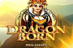 Dragon Born Megaways Slot Logo
