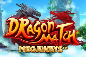 Dragon Match Megaways Logo