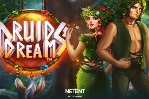 Druids Dream NetEnt Logo