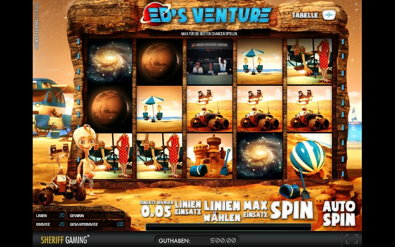 Merkur Ed's Venture