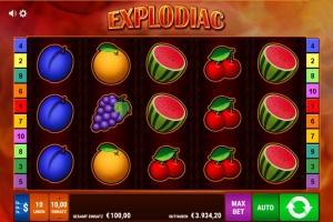 Explodiac Vorschau Slot