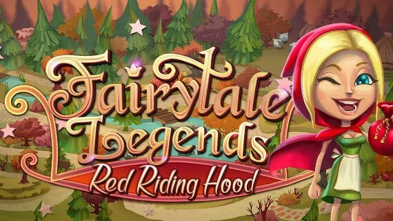Fairytale Legends Red Riding Hood - NetEnt Slots - Rizk Deutschland
