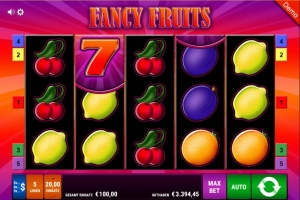 Fancy Fruits Vorschau Slot