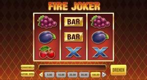 Fire Joker Vorschau Slot