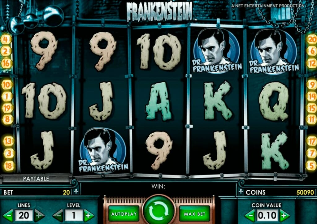 Frankenstein Vorschau