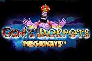 Genie Jackpots Megaways Logo