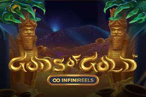 Gods of Gold Infinireels Logo