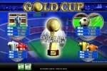 gold cup gewinntabelle