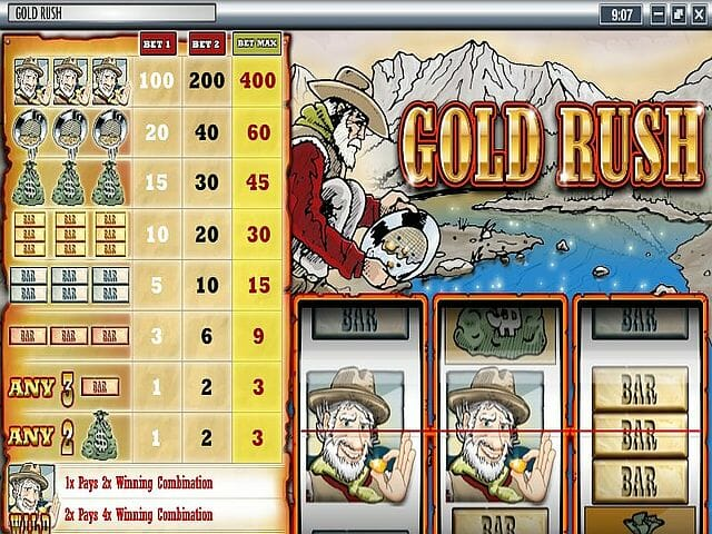 gold-rush-tabelle