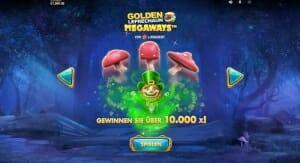 Golden Leprechaun Megaways Vorschau