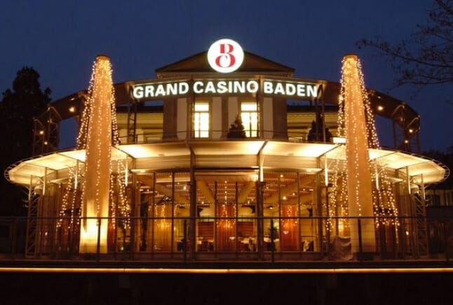 Baden Casino Offnungszeiten
