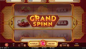 Grand Spinn Mobile