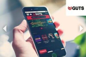 Guts Casino Mobile