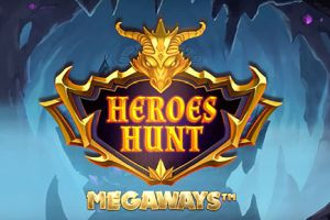 Heroes Hunt Megaways Logo