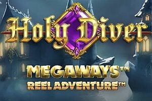 Holy Diver Megaways Slot Logo