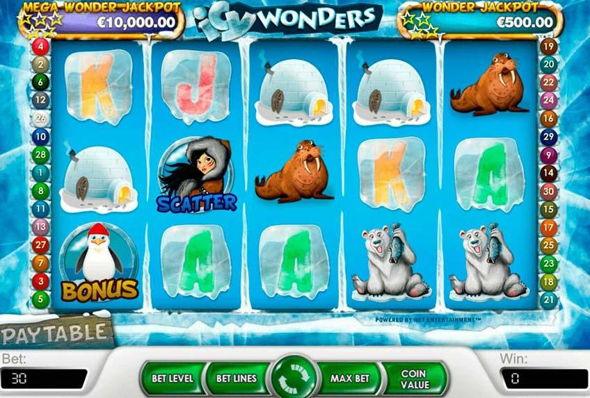 Icy Wonders Vorschau