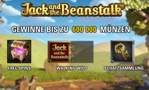 Jack and the Beanstalk Mobile