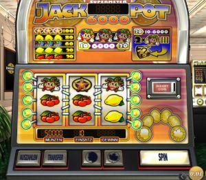 Jackpot 6000 Mobile