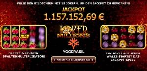 Joker Millions Vorschau Bonus