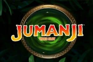 Jumanji Slot Logo