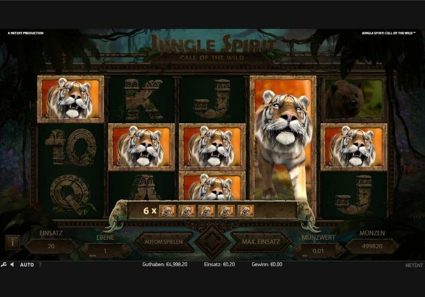 jungle spirit: call of the wild spielen
