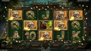 Jungle Spirit Hauptgewinn