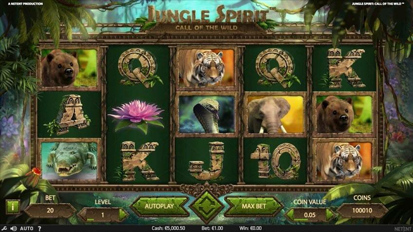 Online Casino Testspiel