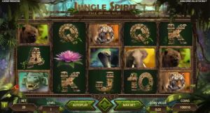 Jungle Spirit Mobile