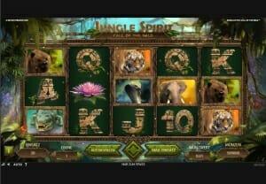 Jungle Spirit Vorschau