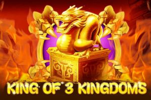 King of 3 Kingdoms Logo