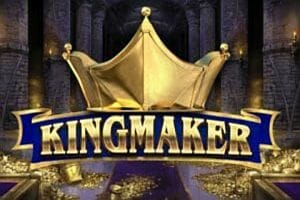 Kingmaker Megaways Logo