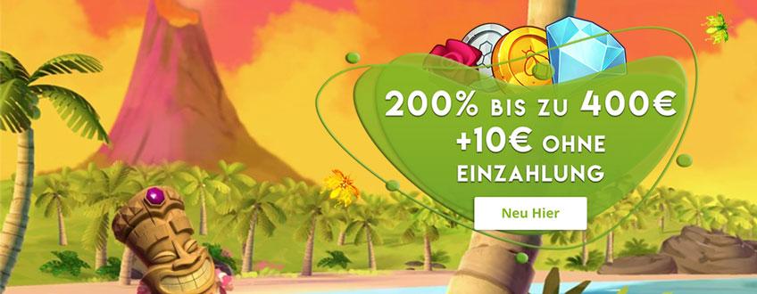 Lapalingo Bonus Banner