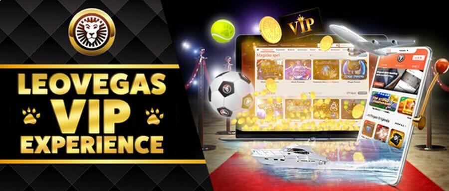 Leo Vegas VIP Erlebnis