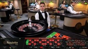 Live Roulette Vorschau