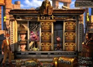 lost treasures click me bonus