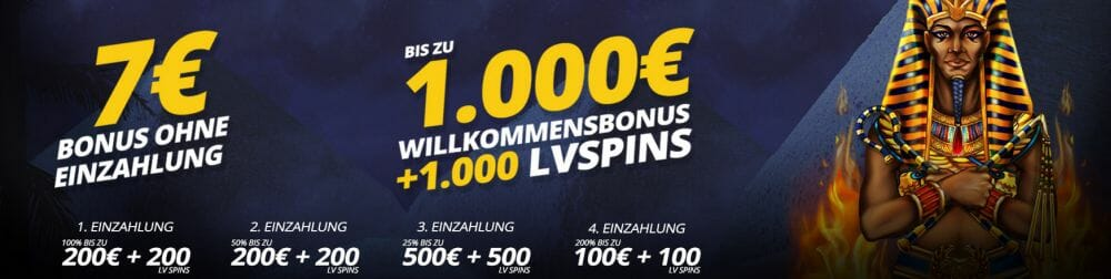 LVBet Bonus 2020