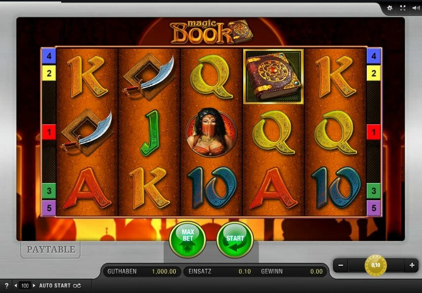 online casino for mac book of magic