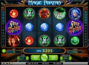 Magic Portals Mobile