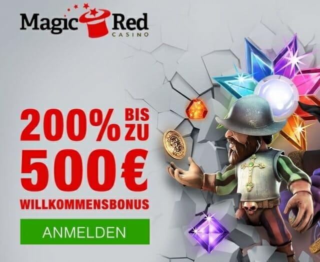 Magic Red Angebot