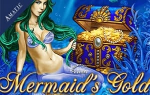 Mermaids Gold Logo