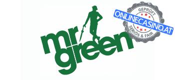Mr Green Casino Testsiegel