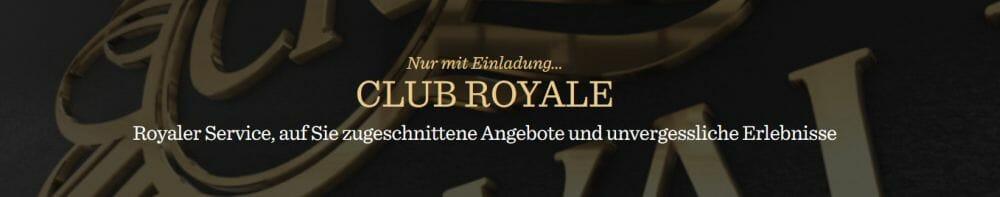 Mr. Green Club Royale