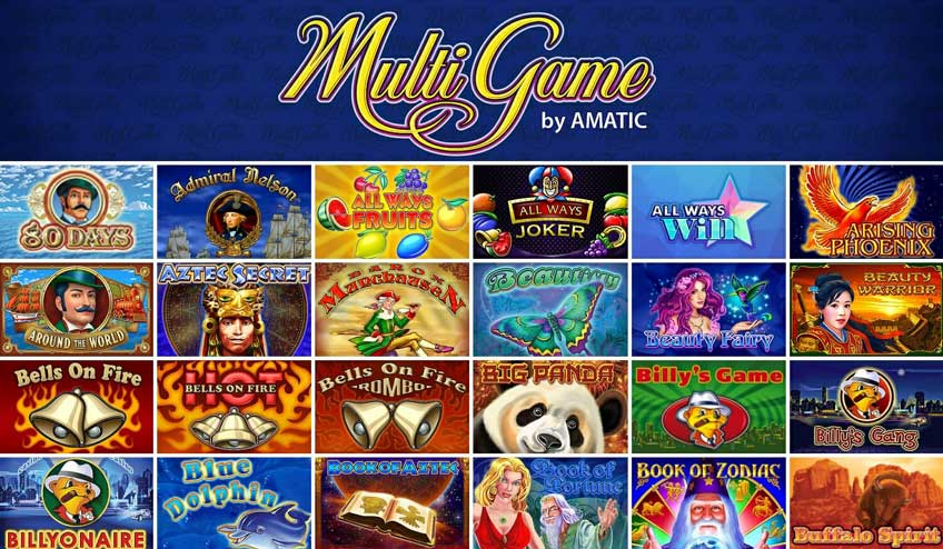 Multi Game by Amatic