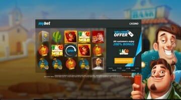 Mybet Casino Live