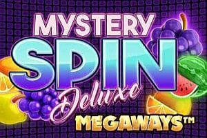 Mystery Spin Deluxe Megaways Logo