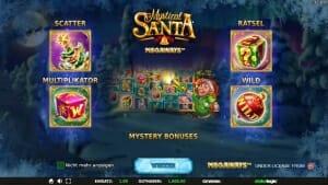 Mystical Santa Bonus